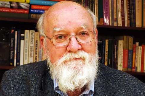 Daniel Dennett. A philosopher interested in consciousness.